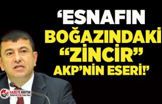 Veli Ağbaba: Üç harfli zincir marketler kanserli...