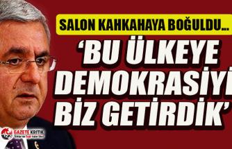 "AKP'li Mehmet Metiner:  ""Bu ülkeye demokrasiyi biz getirdik"""