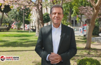 Başkan Seçer Travel Turkey İzmir Fuarı'nda Mersin'i Tanıttı