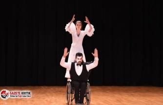 Beşiktaş Belediyesi Engelsiz Sanat Topluluğu Paradance Dünya Şampiyonası'na Hazır