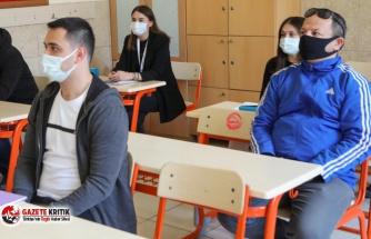Bodrum Belediyesi personeline ingilizce eğitimi