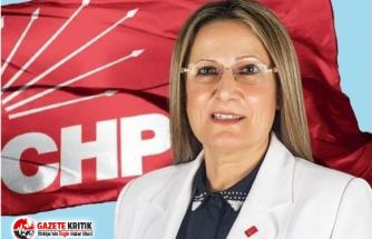 CHP Kuşadasi Kadin Kollari Başkani Ayşegül Dağli'dan Ak Partili Göğde'ye Tepki