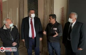 """CHP'li Gürer: """"Esnaf, ekmek teknesindeki üretim için kullandığı malzemelerini bile satışa çıkardı"""""""