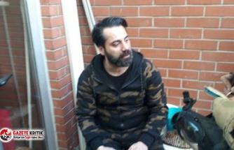 Ekrem İmamoğlu yangında evi küle dönen Çılgın Sedat'a sahip çıktı