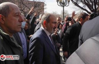 Ermenistan Başbakanı Paşinyan, Savunma Bakanı ve Genelkurmay Başkanı hakkında tutuklama kararı çıkardı