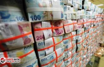 Hazine ocak ayında günde 289 milyon lira borçlandı!