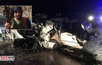 IŞİD'in 'Hayalet Komutan'ı Konya'da kazada öldü