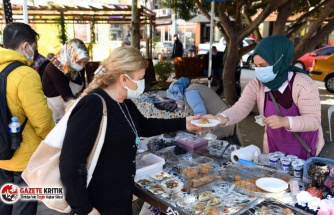 Mersin Kadın Üretici Kooperatifleri Buluşması Devam Ediyor