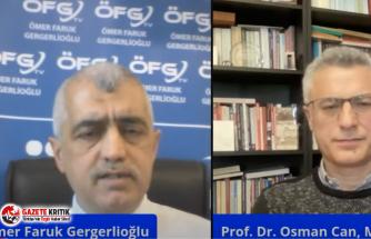 Prof. Dr. Osman Can, Gergerlioğlu'na verilen cezayı yorumladı:Yargı hata yapmıyor, kuralları devre dışı bırakıyor!
