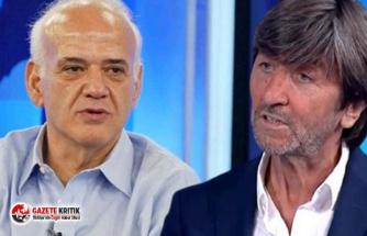 Rıdvan Dilmen şikayet etti, Ahmet Çakar karakola çağrıldı