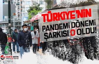 Türkiye'nin pandemi dönemi şarkısı o oldu!