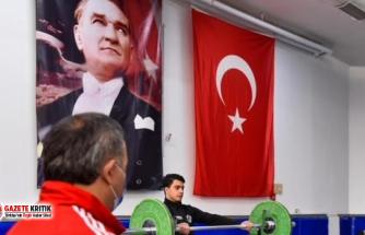 Mansur Yavaş'tan spora ve sporcuya destek