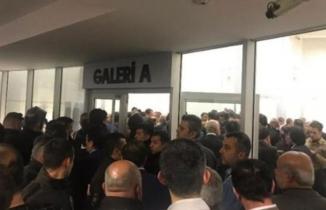 AKP'liler ve MHP'liler oy sayımını durdurmaya çalıştı!